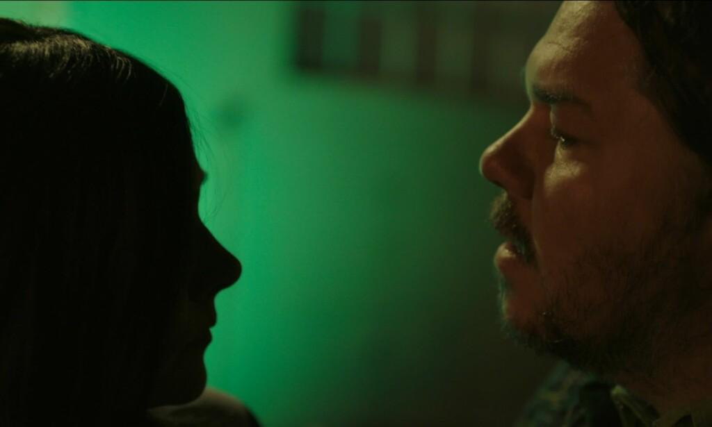 SKURK: Nils Jørgen Kaalstad har en mindre hyggelig rolle i «Now It's Dark». Foto: Chezville