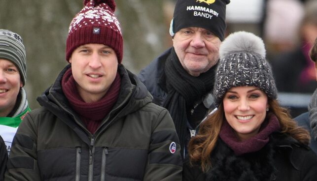 image: Her kan du møte Kate og William