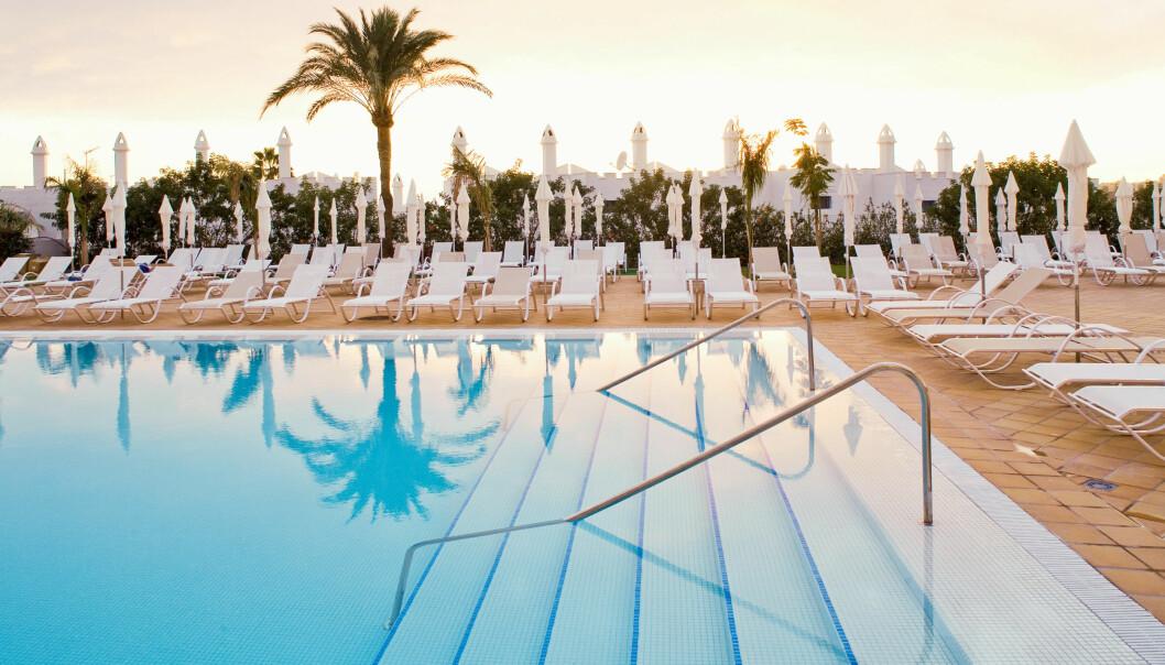 <strong>HER KAN DU BESTILLE:</strong> Sunprime Atlantic View er et av testhotellene hvor du kan forhåndsbestille solseng om du reiser med Ving. Foto: Ving