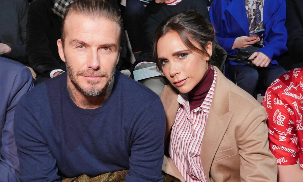FLYTTER FRA FAMILIEN: Den tidligere fotballstjernen David Beckham flytter fra familien for å følge drømmen sin. Foto: NTB Scanpix