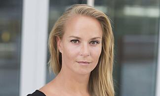 - SPENNENDE: Nora Aspengren, kommunikasjonsansvarlig i TUI Norge, sier til Dinside at prosjektet med reserverte solsenger virker spennende. Foto: TUI