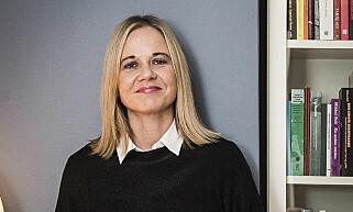 ROSER TOJE-FORSLAG: Karin Hindsbo, direktør for Nasjonalmuseet. Foto: Lars Eivind Bones / Dagbladet