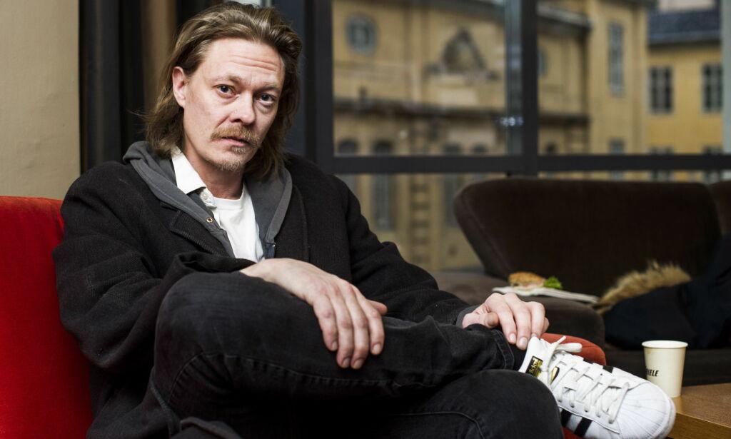 20170110 Cinemateket : Kristoffer Joner spiller hovedrollen i filmen Hjertestart som kommer våren 2017. Her er han på Cinemateket i Oslo. Filmens Hus. Foto:Andreas Lekang