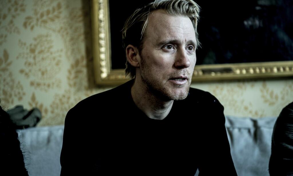 OVERTAR ROLLEN: Thorbjørn Harr. Foto: Thomas Rasmus Skaug / Dagbladet