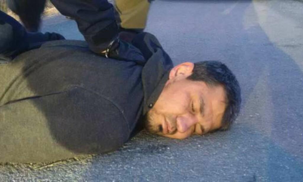 TERRORTILTALT: Rahmat Akilov. Foto: Politiet i Sverige