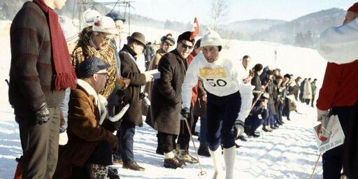 image: Grenoble 1968: Da stafett var satafett