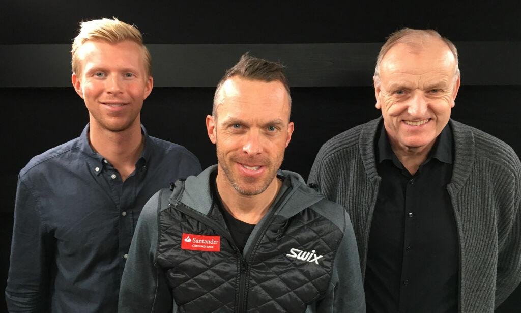 image: Anders Aukland etterlyser likestilling på landslaget: - Det er Norges lag, ikke laget til Løfshus