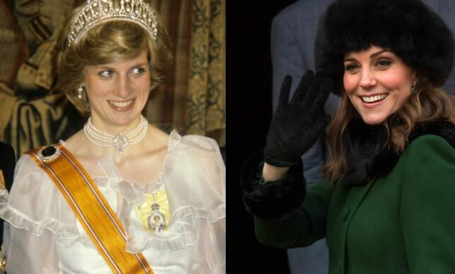 JA TAKK: Diana ble røvet fra oss i en tunnel i Paris i 1997. Hun kan ikke erstattes, men hertuginne Kate er en mer enn verdig og kvalifisert arvtaker. Foto: NTB scanpix