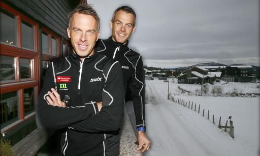 FRIR TIL NORTHUG: Anders Aukland og Jørgen Aukland vil ha Petter Northug med på laget. Foto: Terje Pedersen / NTB scanpix