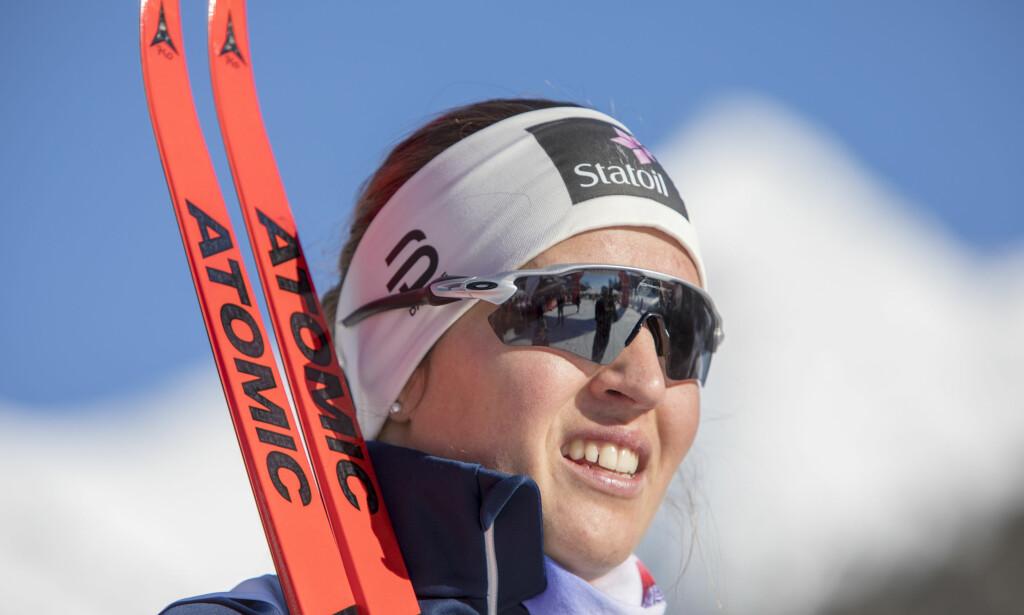 ANTIKLIMAKS: Tiril Udnes Weng klarte ikke å følge opp gullet. Foto: Ørjan Ellingvåg / NTB scanpix