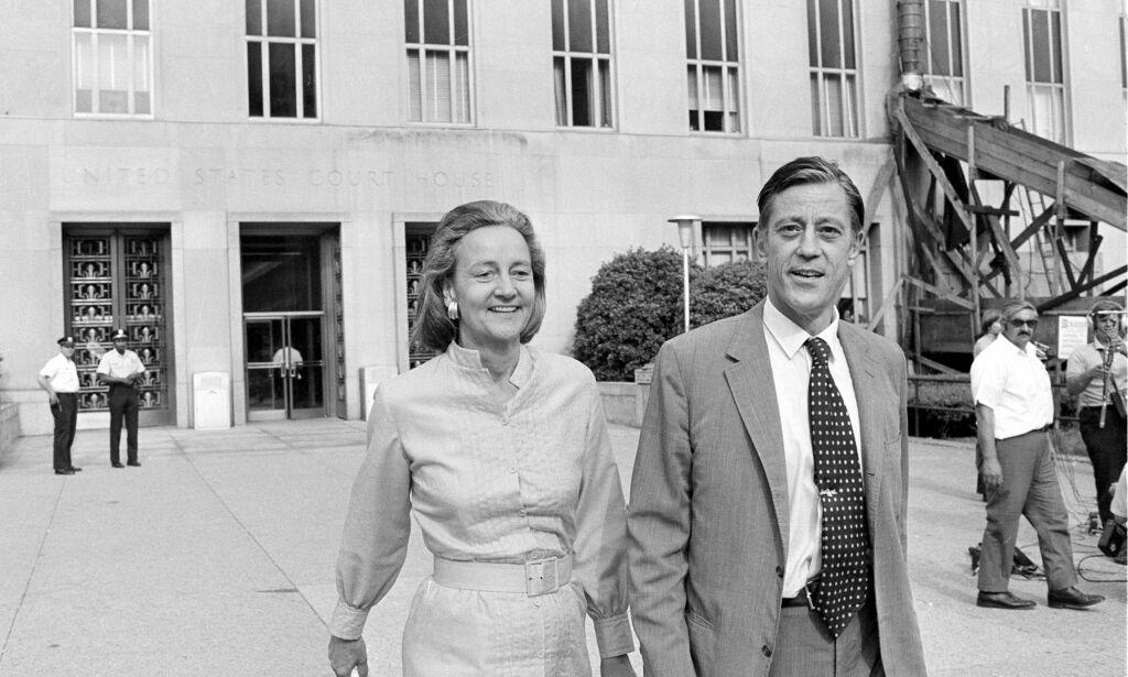 image: Risikerte både karriere og fengselsstraff da de trosset president Nixon