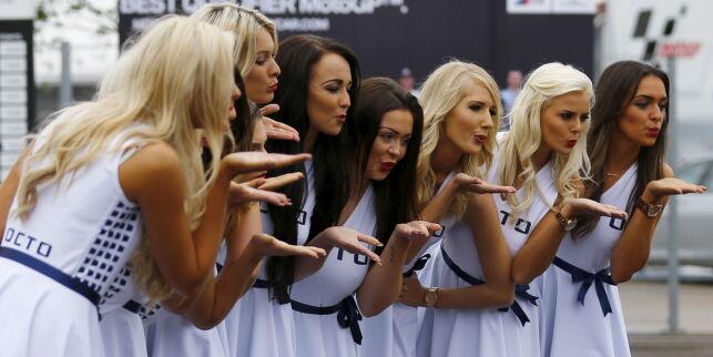 image: Formel 1 kvitter seg med disse jentene. Det er det ikke alle som liker