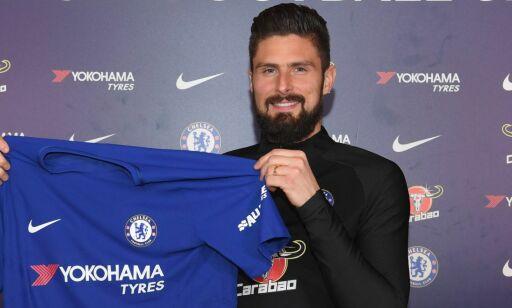 image: Giroud klar for Chelsea