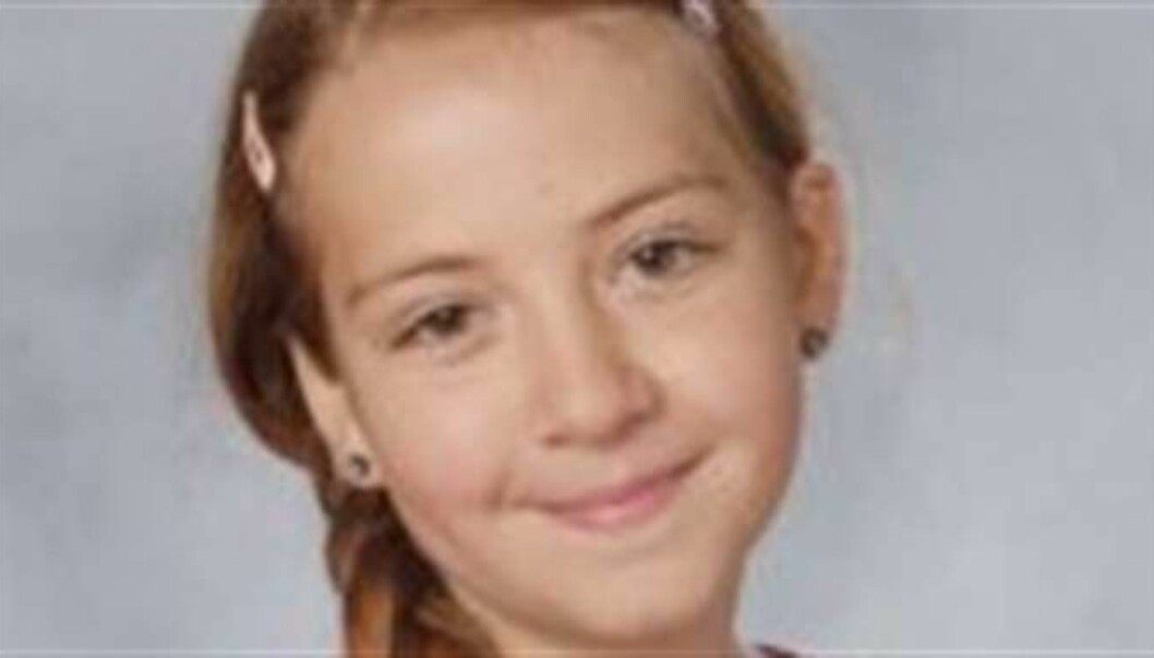DREPT: 11 år gamle Ebba Åkerlund døde i terrorangrepet i Stockholm i april i fjor. Nå vurderer faren å saksøke staten. Foto: Expressen