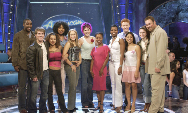 STJERNE: LaBelle var med i «Idol» i 2003, sammen med blant andre Jennifer Hudson - som i dag er verdenskjent sangerinne. Foto: NTB scanpix