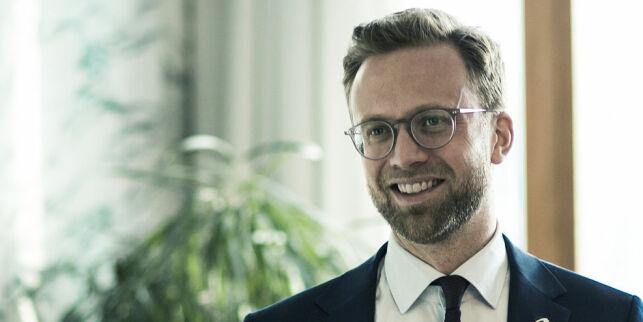 image: Bli med da Dagbladet møtte den ferske utviklingsministeren