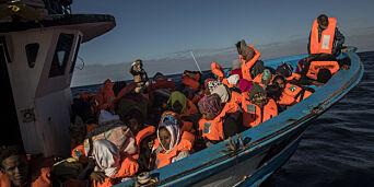 image: 43 prosent færre søkte asyl i EU i 2017