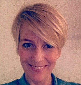 VELG RIKTIGE PRODUKTER: Hudpleier Aina P. Holmen mener det er viktig å finne riktige produkter til sin hudtype. FOTO: Privat