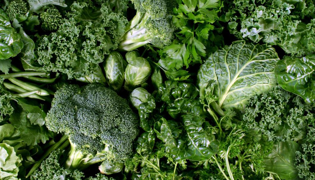 GRØNNSAKER: Brokkoli skal også være tingen dersom du vil passe litt ekstra på hjertet ditt. Foto: NTB Scanpix