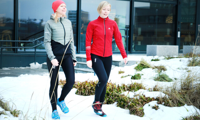 24563955 TEST AV TRENINGSJAKKER FOR VINTERBRUK: Vi har testet seks treningsjakker  for vinterbruk. Det er