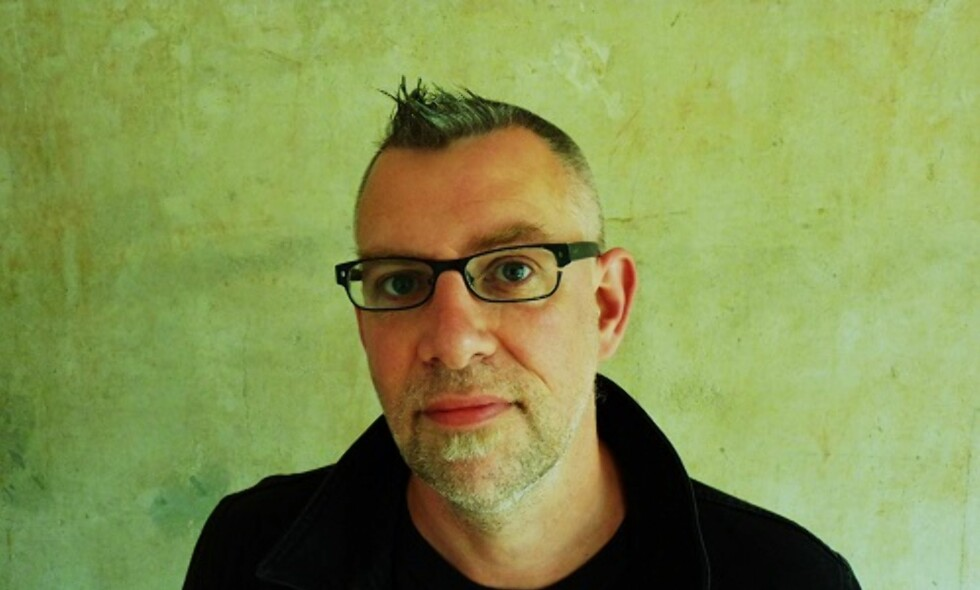 BOOKER-NOMINERT: Graeme Macrae Burnet var i 2016 nominert til Man Booker-prisen for boka «His Bloody Project». Foto: Press Forlag