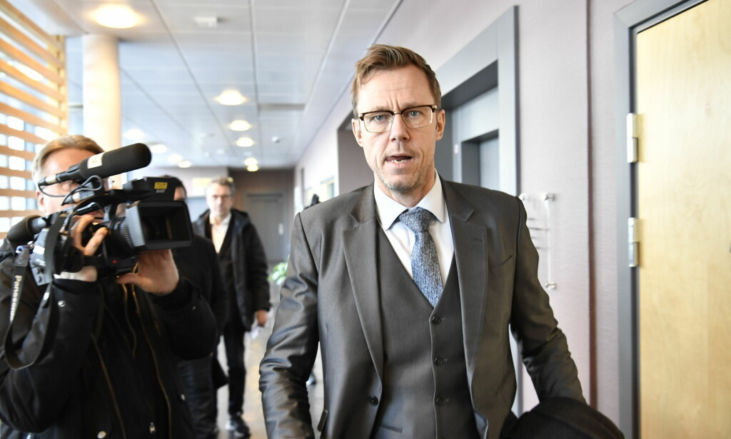 FORSVARER: Advokat Jørn Mejdell Jakobsen representerer den siktede mannen. Foto: Lars Eivind Bones / Dagbladet