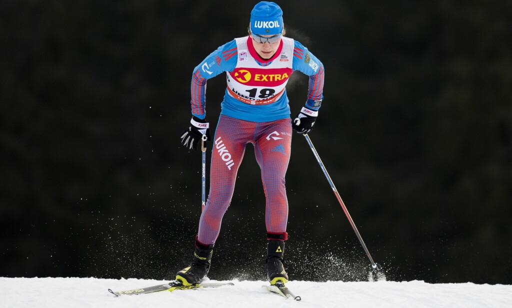 GULL: Anastasia Sedova gikk til topps i U23-VM. Foto: Jon Olav Nesvold / NTB scanpix