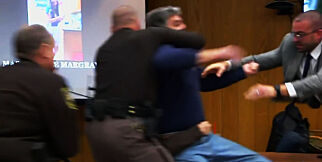 image: Trygler om å få straffe mannen som forgrep seg på døtrene, men får nei. Så går han til angrep