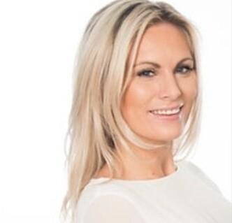 HUDEKSPERT: Line Marie Krogsgård i Orkla svarer på spørsmål og gir bort sine tips og triks for å oppnå en fin og sunn hud. Foto: Privat