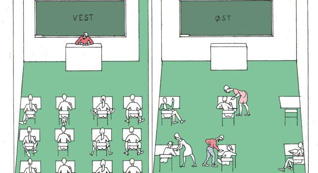 image: Skolepolitikken kan koste oslobyrådet makta neste år