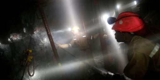 image: Fryktelige forhold i sørafrikanske gruver:- Dra hjem og dø