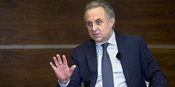 image: Russlands visestatsminister:- Gi dem sjansen i OL