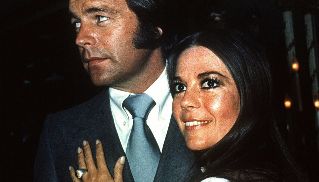 <strong>EKTEMANNEN:</strong> Hollywood-stjernen Natalie Wood var gift med skuespiller Robert Wagner fra 1972 og fram til hennes død i 1981. Foto: AP / NTB scanpix