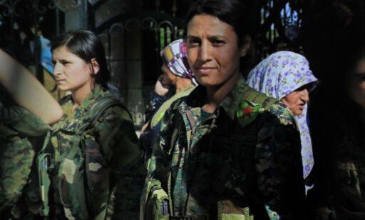 image: Grusomme bilder av lemlestet kvinne i Syria vekker raseri
