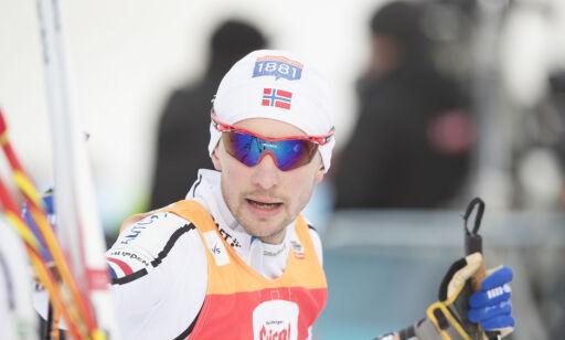 image: Schmid viser gullform. Vant OL-generalprøven