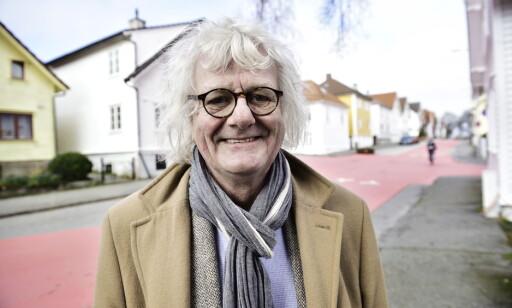 FORNEKTER MONSTRE: Komiker Per Inge Torkelsen påstod i TV-programmet Nytt På Nytt fredag kveld at monstre ikke finnes. Da skulle han vært i Arendal samme kveld. Foto: Lars Eivind Bones / Dagbladet