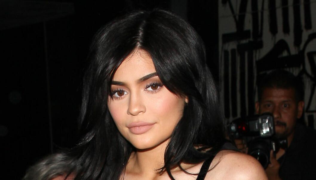 Kylie Jenner (20) er blitt mamma