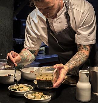 NORDISK: Det er hjemlige og moderne smaker som serveres på Nemesis. Foto: Tomm W. Christiansen / Dagbladet
