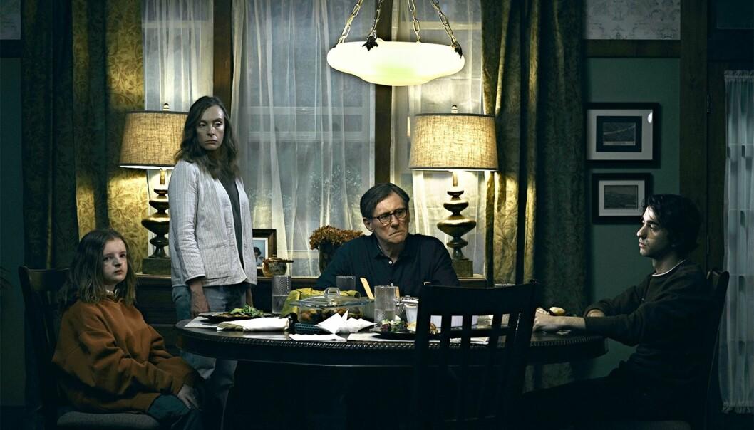 «HEREDITARY»: Kritikerne sier du burde unngå denne filmen om du ønsker å sove igjen. FOTO: Hereditary