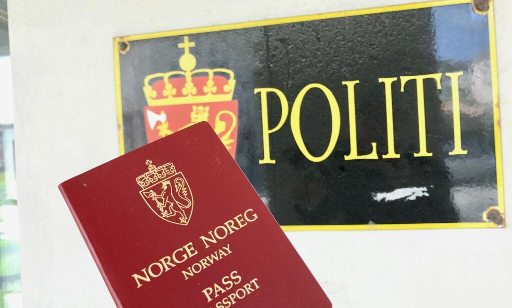 Nei til nytt pass: Har du mistet passet ditt - igjen? Da er det ingen selvfølge at du får nytt med en gang.Foto: Odd Roar Lange/The Travel Inspector