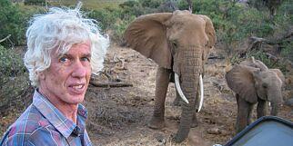 image: Risikerte livet for å redde neshorn og elefanter. Så ble han brutalt drept