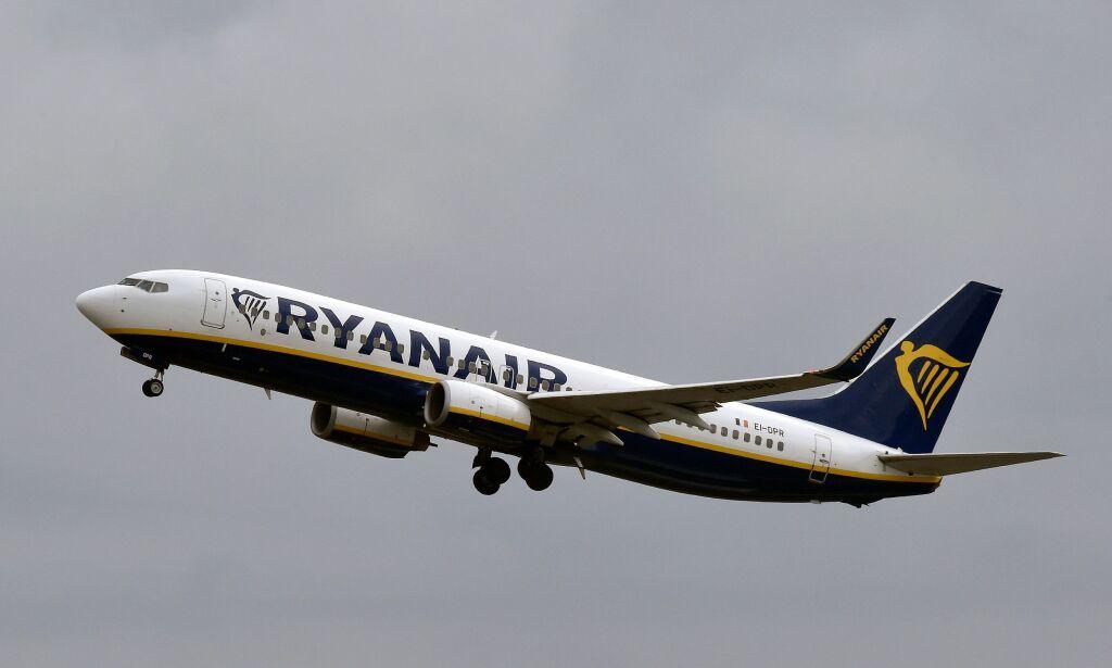 image: Ryanair i samtale om gjenåpning på Rygge lufthavn