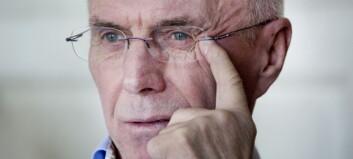 Svennis avslører: Vil bli trener i Norge. Og hans sterke meninger om Lagerbäck og landslaget