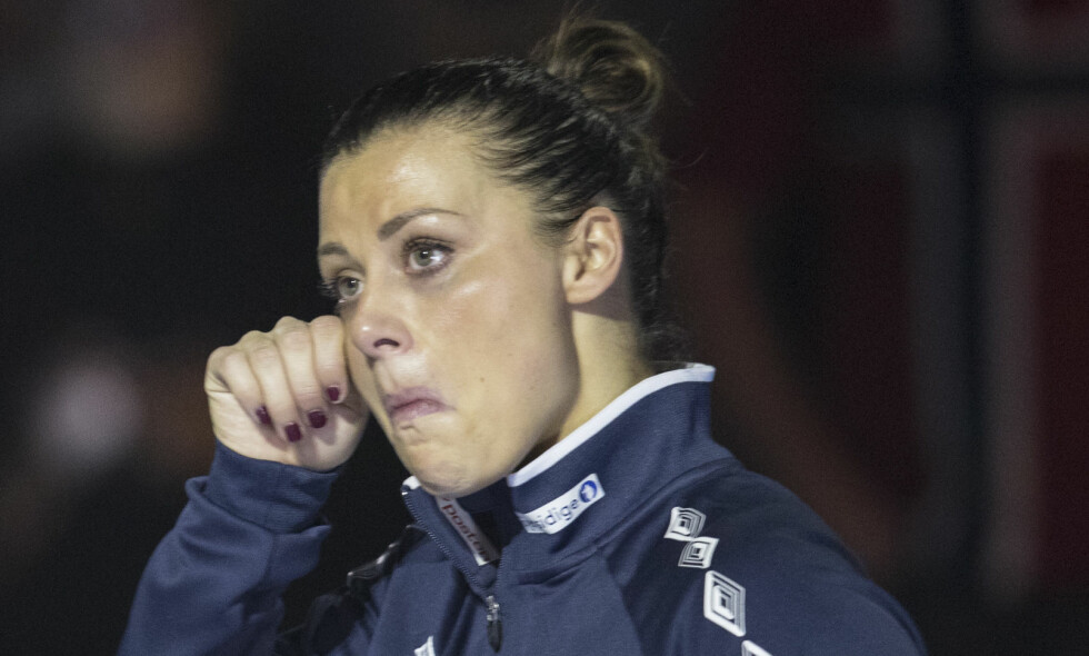 SKADET: Nora Mørk er ute resten av sesongen med en korsbåndsskade. Foto: Vidar Ruud / NTB scanpix