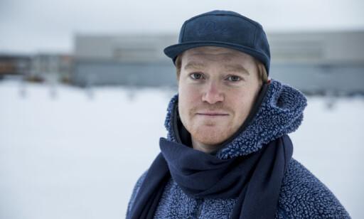 OL-HÅP: Felix Stridsberg-Usterud. Foto: Tore Meek / NTB scanpix