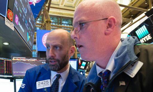 image: Lite som tyder på børskrise