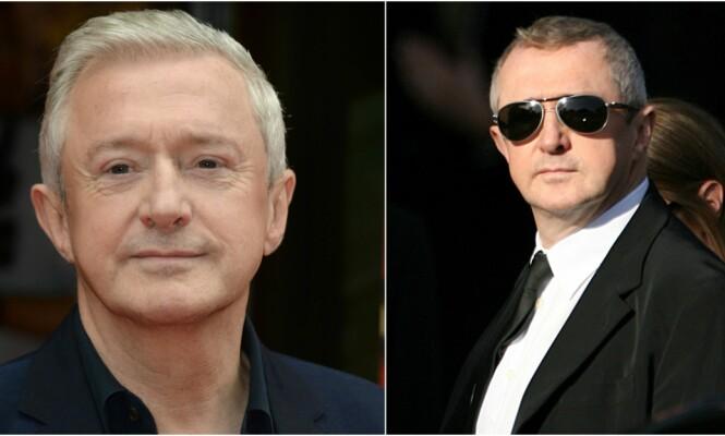 STOR FORSKJELL: Bildet til venstre er etter hårtransplantasjonen og bildet til høyre er før. Foto: NTB Scanpix
