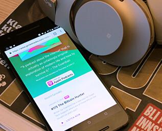 Android-appene som lar deg abonnere på iTunes-podkaster