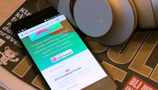 Smart Podkast-triks for deg med Android
