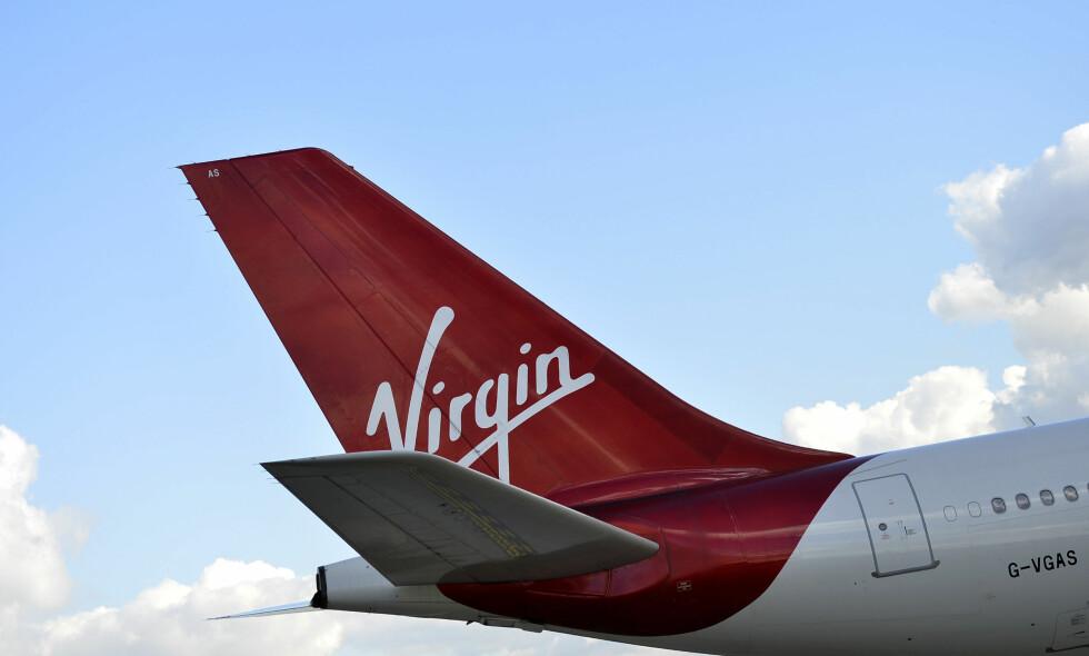 ROCKE-IMAGE: Virgin har alltid vært et friskt og litt rocka flyselskap. De prøver å ta vare på imaget sitt med sitt site nye konsept, kjørlighetssuiter på førsteklasse. Foto: NTB Scanpix